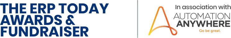 ERP Today awards & fundraiser (Logo)